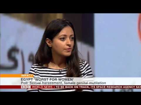 Is Egypt the worst place for women in the Arab world?