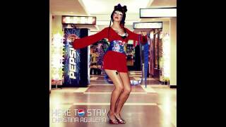 Christina Aguilera - Here To Stay (Official Pepsi Mix)