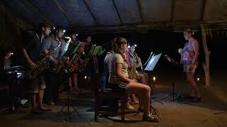 Ensamble de Saxofones A de Música Abierta de la UCR