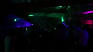 Nick Dean & Kamayo djing a wedding at Calamigos Ranch Malibu - Laser & LED  Package