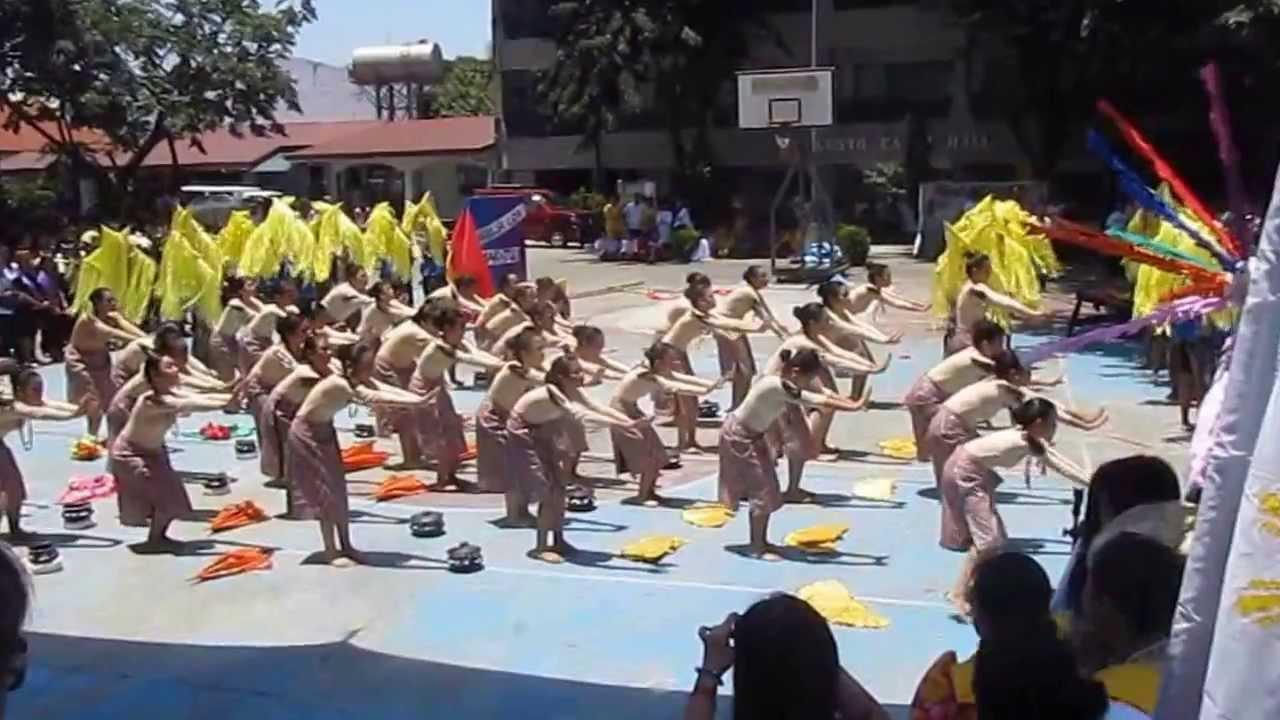 philippine folk dance carinosa