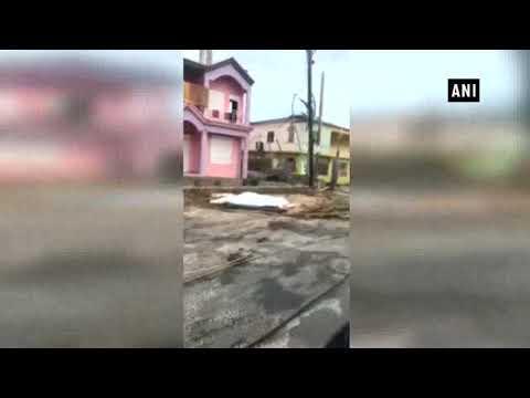 Hurricane Irma blows Anguilla