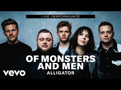 "WATCH: Of Monsters & Men ""Alligator"" Acoustic/Reimagined"