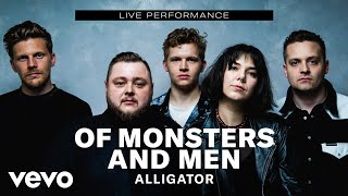 Of Monsters and Men - Alligator Live Performance Vevo