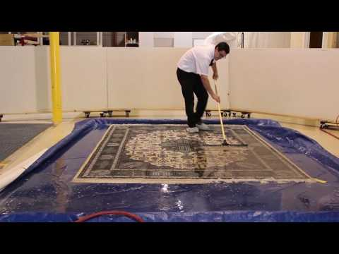 How to Properly Clean Fine Wool Area Rugs