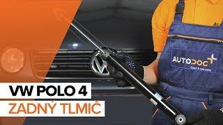 Ako vymeniť zadný tlmič na VW POLO 4 NÁVOD | AUTODOC