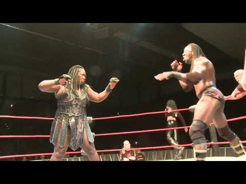 TNA In Germany: Booker/Kong Confrontation