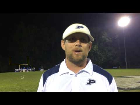Matt E ICE Post Game Interview: Head Coach Jonathan Lindsey of the Patrician Academy Saints