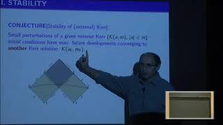 On the mathematical theory of black holes II  - Sergiu Klainerman