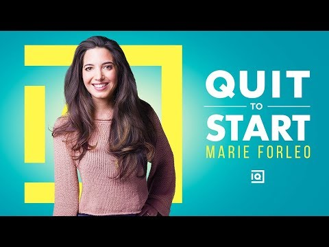 Grind It Out - Marie Forleo | Inside Quest #57