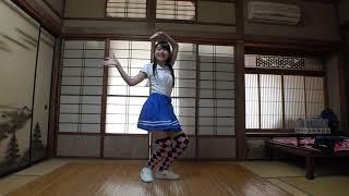 3月頃(中学1年生)に踊った「フユトテトテ」のダンス動画を突然アップ! ...