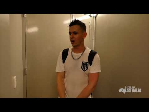 Battle Rap Australia - KARNI talks Real Talk Melbourne, Hosting, Future matches