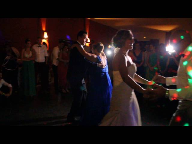 Baile boda Rocio y Alex