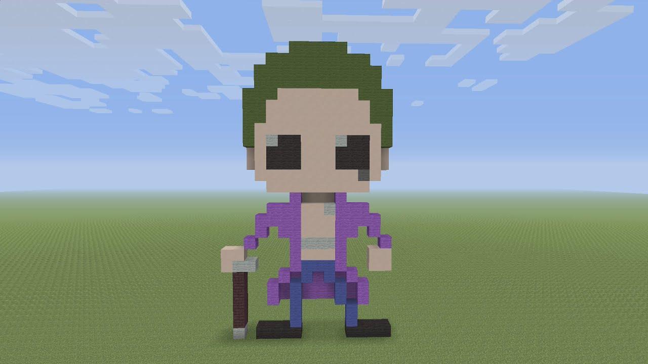 Basic Pixel Art, The Iron Man Collection | Minecraft Pixel ...