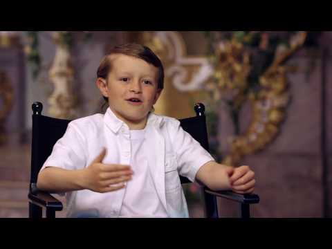Beauty and the Beast Nathan Mack Official Movie Interview