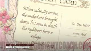 Bible Verses on Hope Christian Inspirational Video (Soaking by Grace Williams)