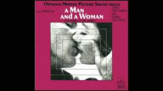 "UN UOMO E UNA DONNA - ""Plus Fort Que Nous"" - Instrumental (Original Soundtrack LP 1967)"