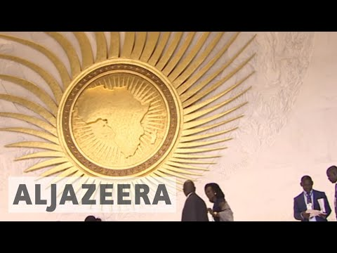 African Union summit focuses on unemployment and conflicts