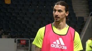 Tin Thể Thao 24h Hôm Nay (7h - 15/11): Bác Bỏ Tin Đồn Zlantan Ibrahimovic Trở Lại Đội Tuyển