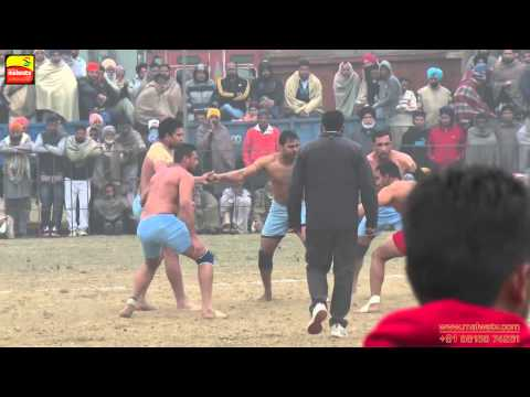 DAUDHAR (Moga) Kabaddi Cup - 2015 || Quarter - Finals || HD || Part 1st.