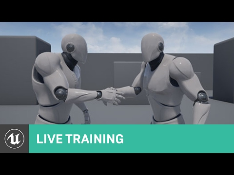 Getting Started with AI | Live Training | Unreal Engine