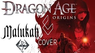 Dragon Age Origins Tribute Music | Game of Thrones Cover by Malukah
