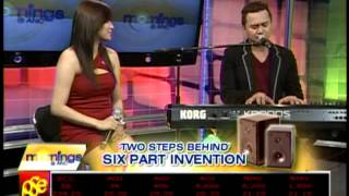Six Part Invention performs 'Two Steps Behind'