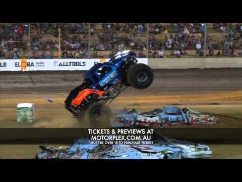 Monster Trucks Unleashed TV Ad