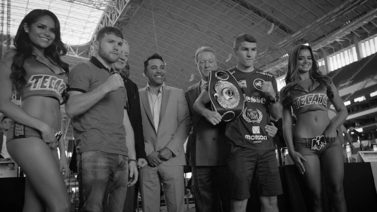 Canelo Alvarez   Canelo vs. Smith Grand Arrivals & Press Conferences