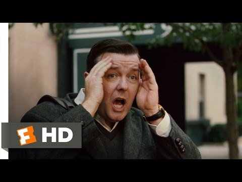 Ghost Town (2/10) Movie CLIP - He Can See Us! (2008) HD
