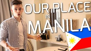 INSANE Philippines Hotel Experience / Our Place in Manila