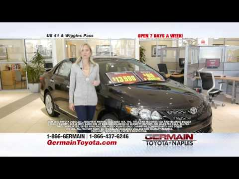 Germain Toyota Of Naples Nicole Germain Has A Deal For