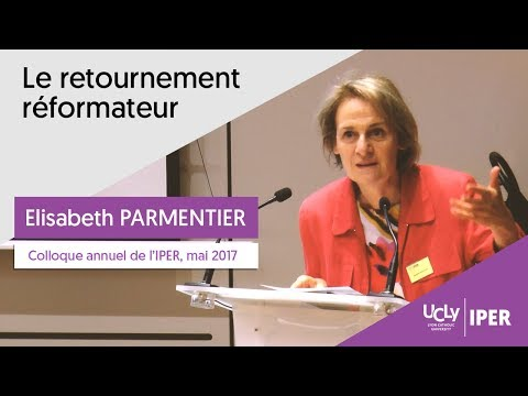 Le retournement réformateur | Elisabeth Parmentier