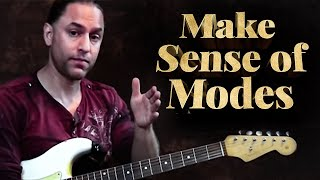 Understanding Modes for Guitar and How To Apply Them