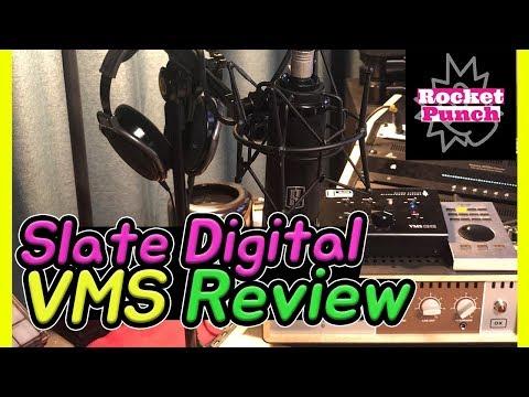Slate Digital VMS Mic Comparison (No Talking) FG800 (C800g) , FG-47, FG-67, FG-44, FG-49 and more