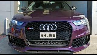 New Car First Impression - Audi RS6 Performance | MrJWW
