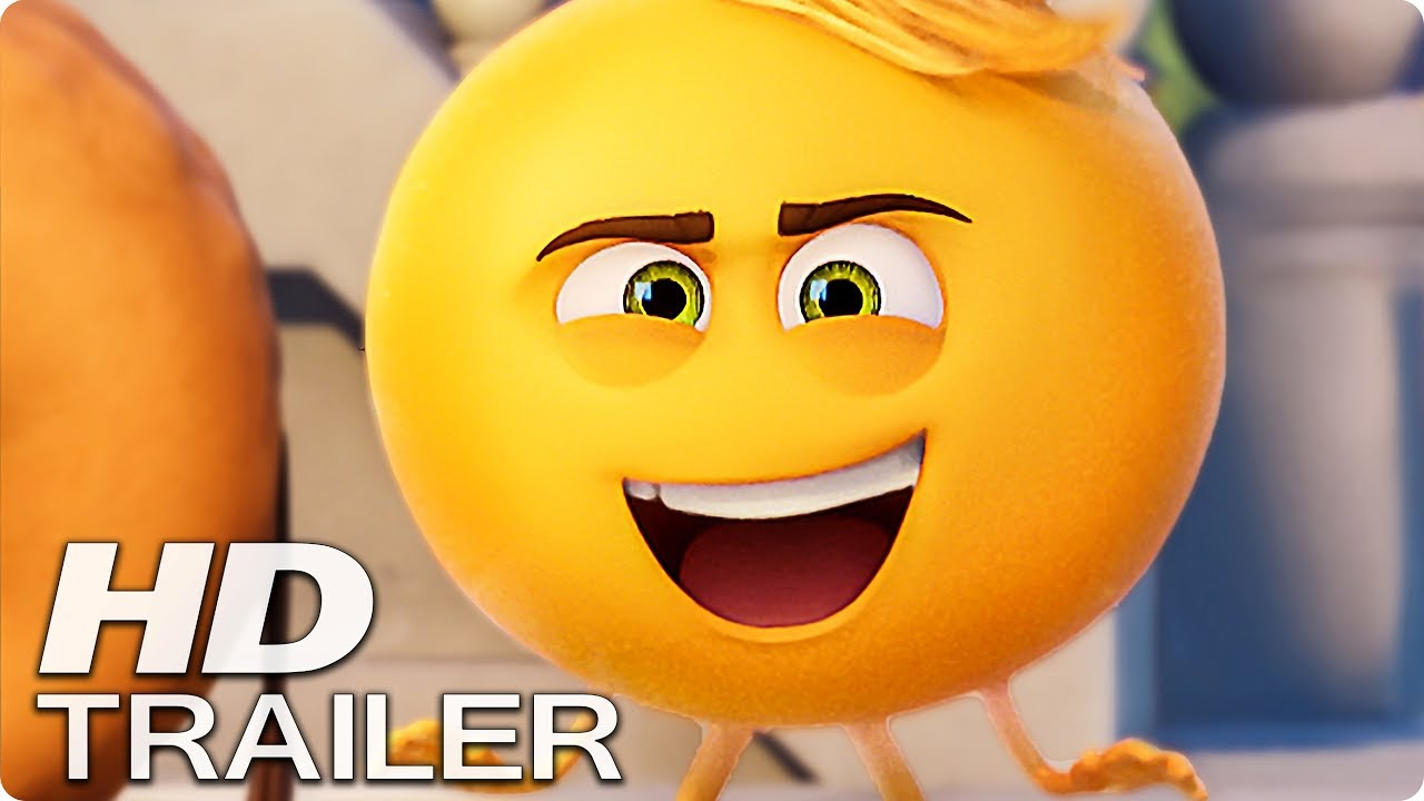 Emoji Der Film Trailer 2 Deutsch German 2017 Youtube