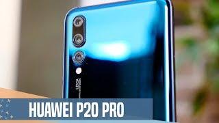 Huawei P20 Pro review: este ZOOM es una LOCURA