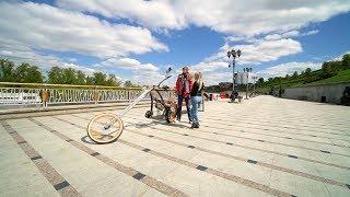 Велобайкер Антон Ненно