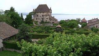 Les plus beaux villages de France: Yvoire en Haute-Savoie - 20/07