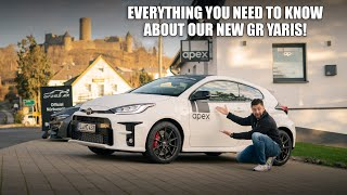 OUR NEW TOYOTA GR YARIS IS HERE!!! | EVERYTHING You Need to Know