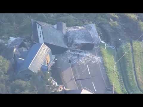 Earthquake • Japan • Hokkaido
