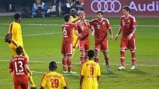 Al Merreikh vs Bayern Munich 0 - 2 All Goals & Highlights 09.01.14 2017 Video