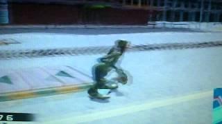 Disney Sports Skateboarding Goofy Gameplay