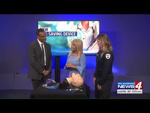 Oklahoma Surgeon's Invention Saving Lives