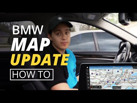 HOW TO: BMW 2019 Map Update Process Explained