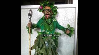 Aadivaasi ( forest man ) fancy dress for kids costume/ speech