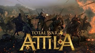 Total War: ATTILA Gameplay - First Battle [PC HD] [60FPS]