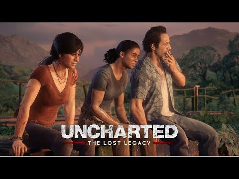 TIME TO MOVE ON | Uncharted Lost Legacy #05 (END)