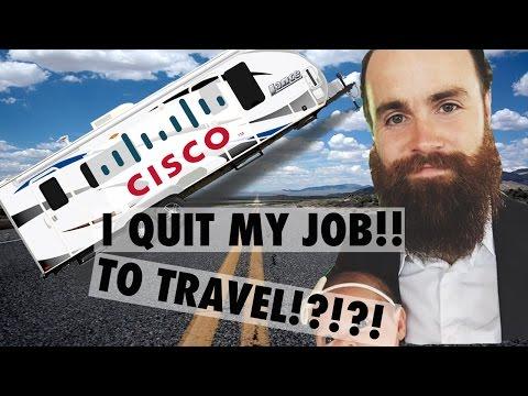 I QUIT MY JOB TO TRAVEL - CCNA CCNP Success Story!!